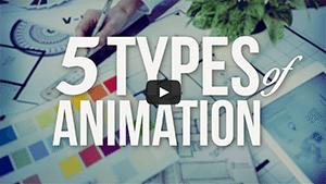 5 Types of Animation
