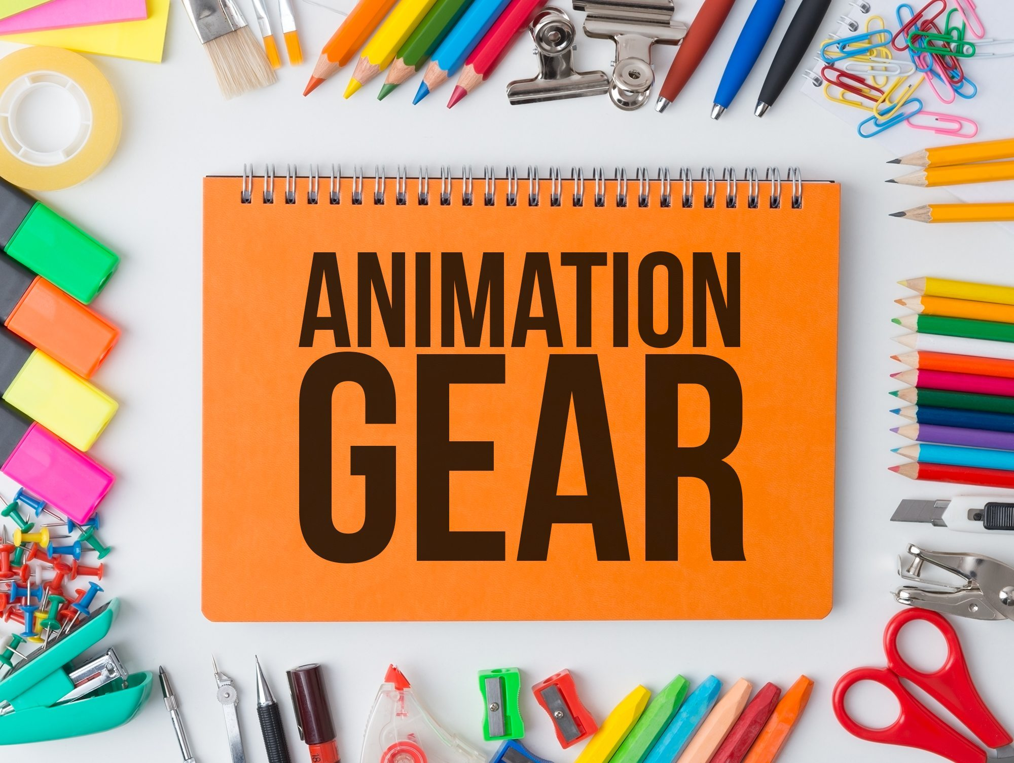 Animation Gear