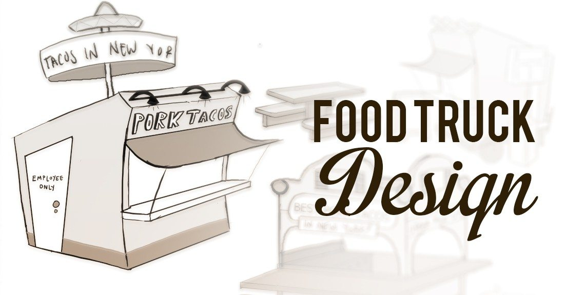 Food truck design bloop animation for How to design a food truck