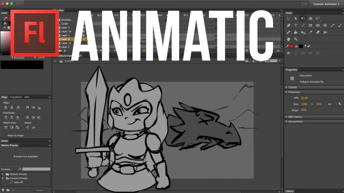 Video Tutorials Bloop Animation