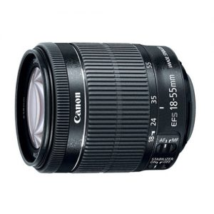 EF-S 18-55mm IS STM Lens