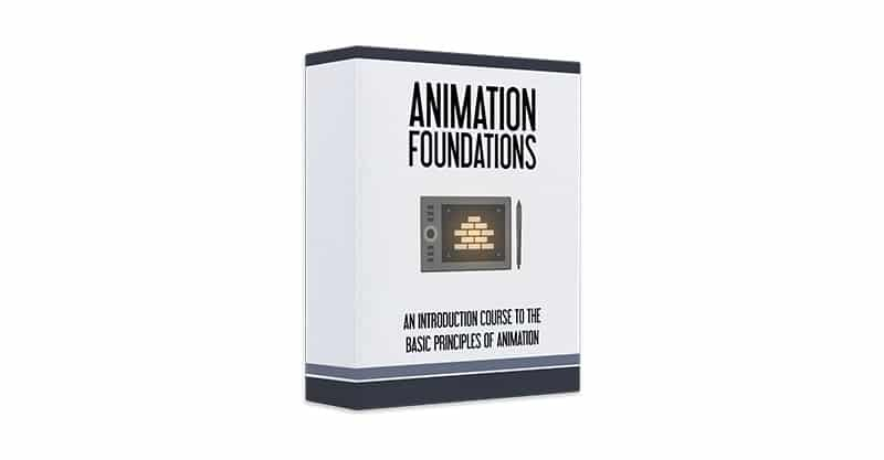 Animation Foundations Course 24 Hd Video Lessons