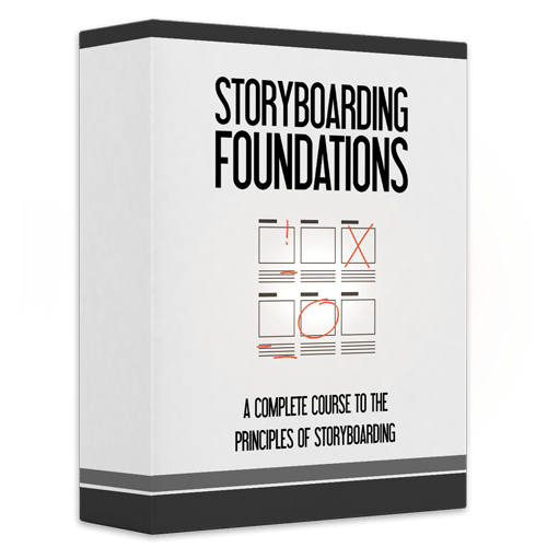 Storyboarding Foundations Course 54 Hd Video Lessons