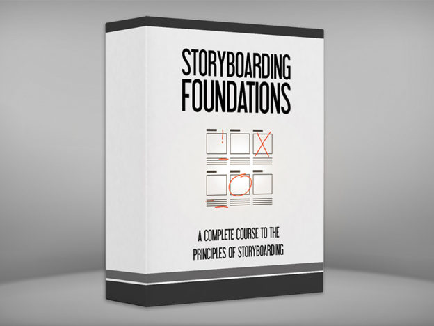 Storyboarding Foundations course image