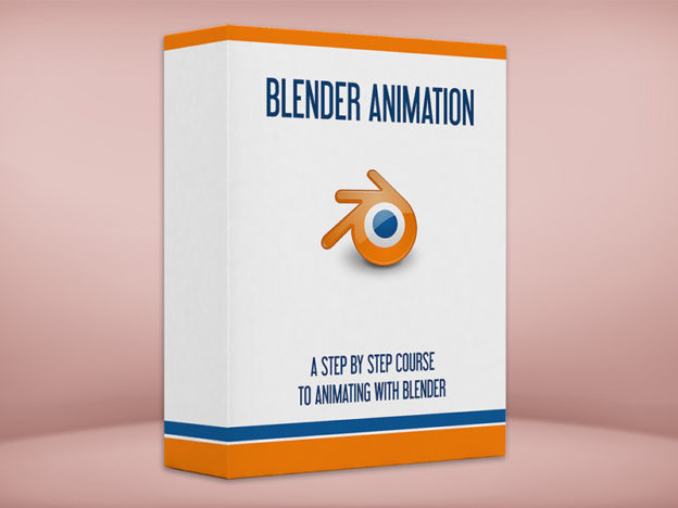 Blender Animation course image