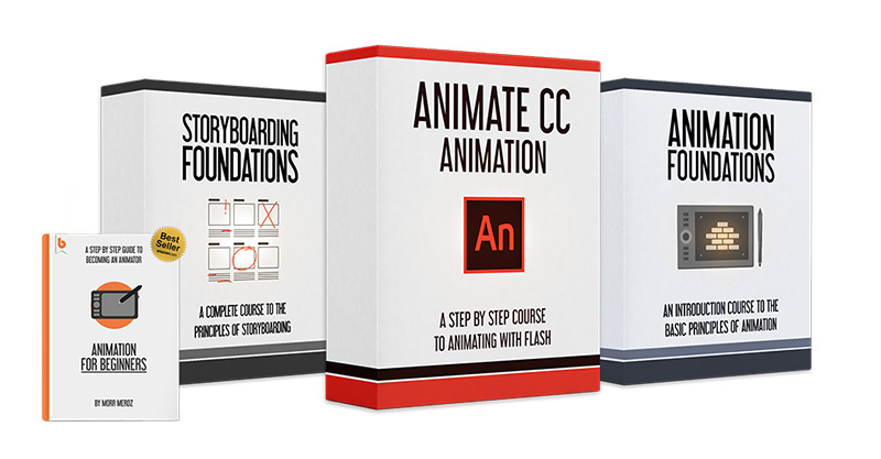 Animate CC Animation Course - 36 HD Video Lessons | Bloop
